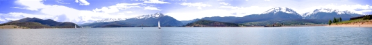 Beautiful Lake Dillon, Colorado