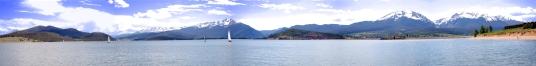 Beautiful Lake Dillon, Colorado